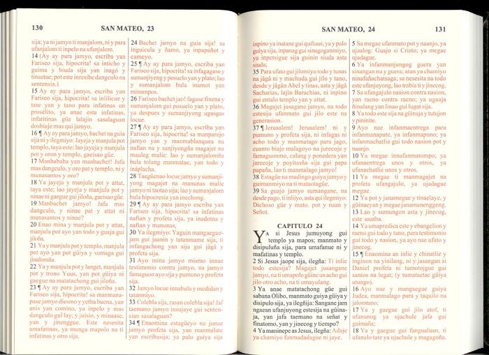 Biblia Abierta Alianza Cristiana Y Misionera Carcelén