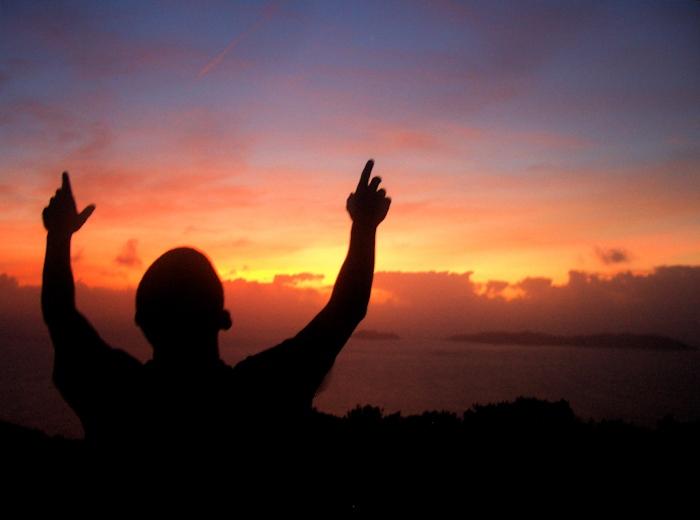 Oración matutina
