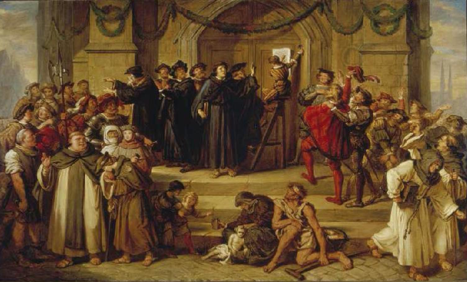 La reforma protestante y su legado para nosotros alianza - Fotos de reformas ...