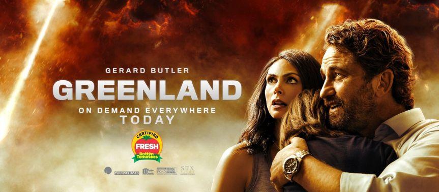 Un pastor en el cine:Greenland